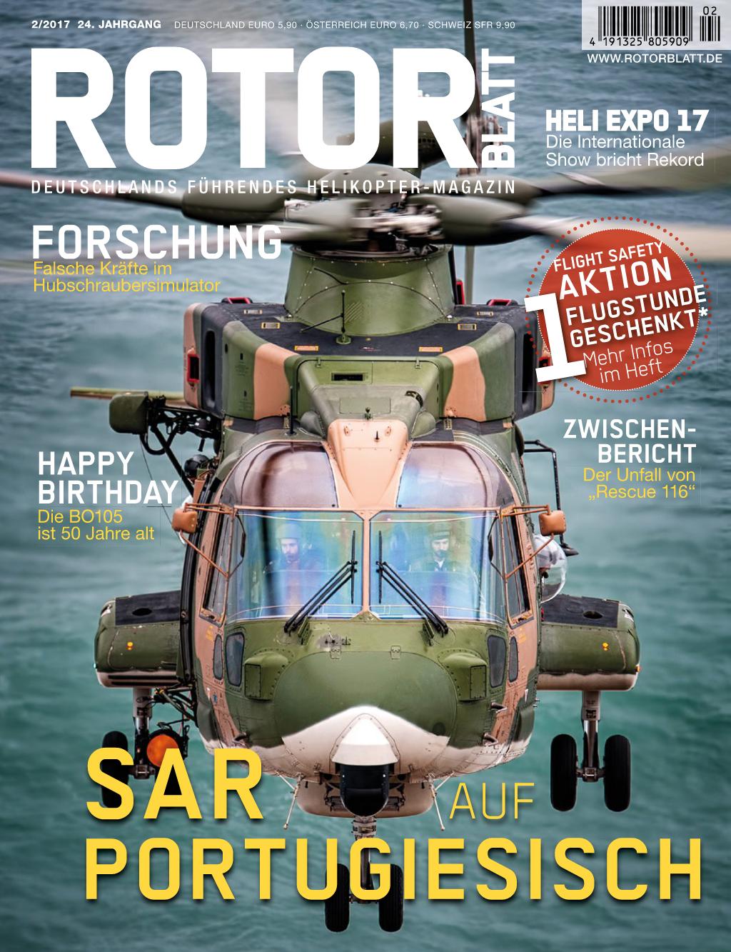 Rotorblatt Ausgabe 02-2017