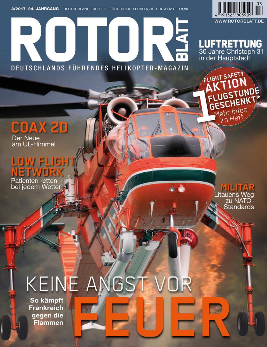Rotorblatt Ausgabe 03-2017