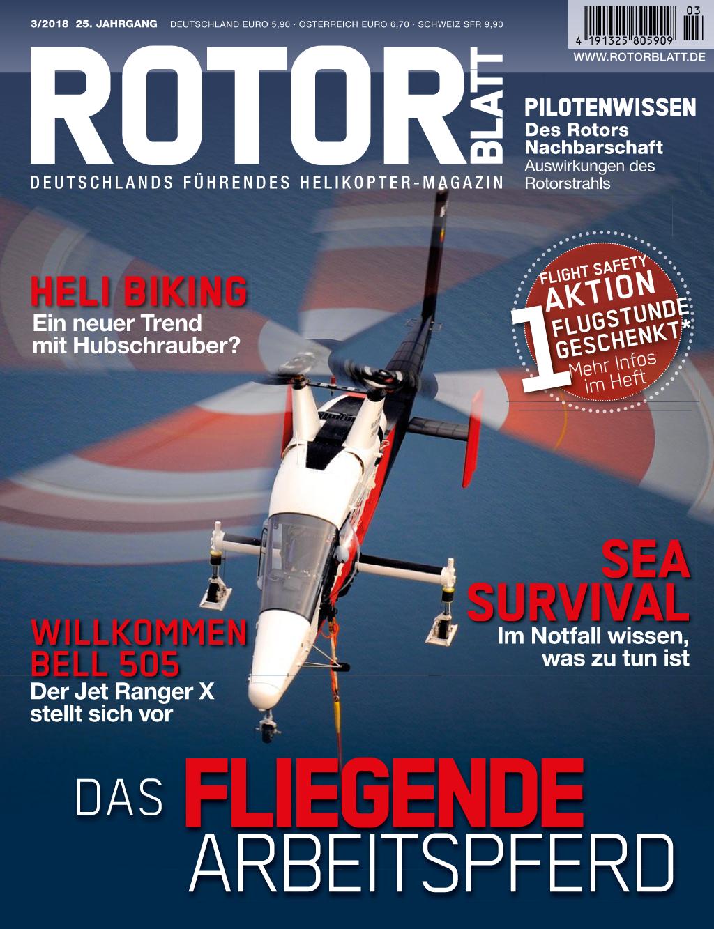 Rotorblatt Ausgabe 03-2018