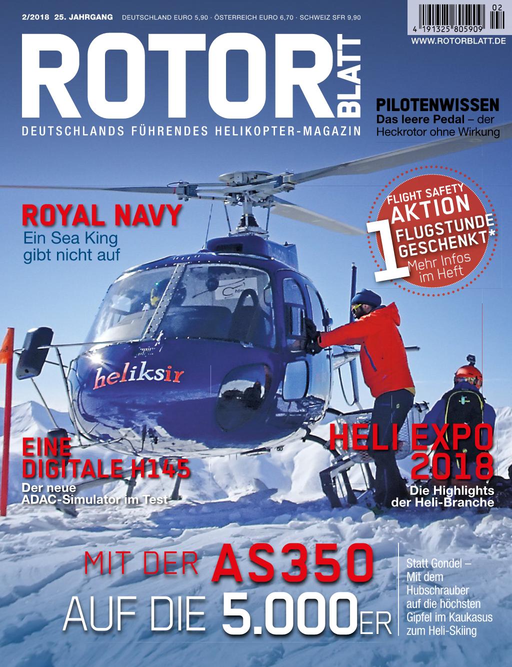 Rotorblatt Ausgabe 02-2018