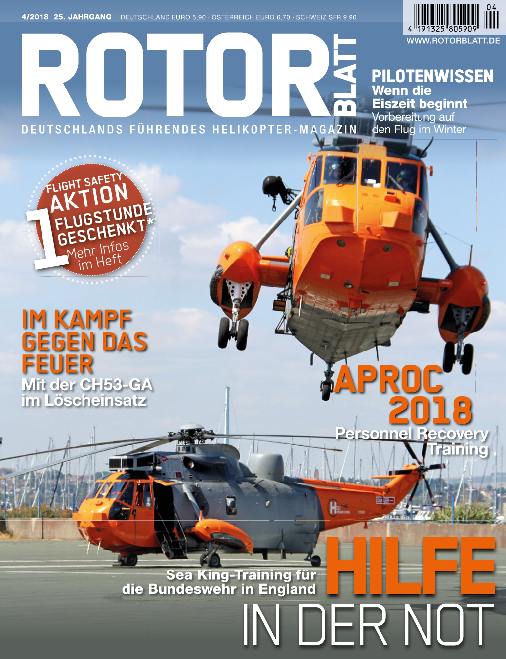 Rotorblatt Ausgabe 04-2018