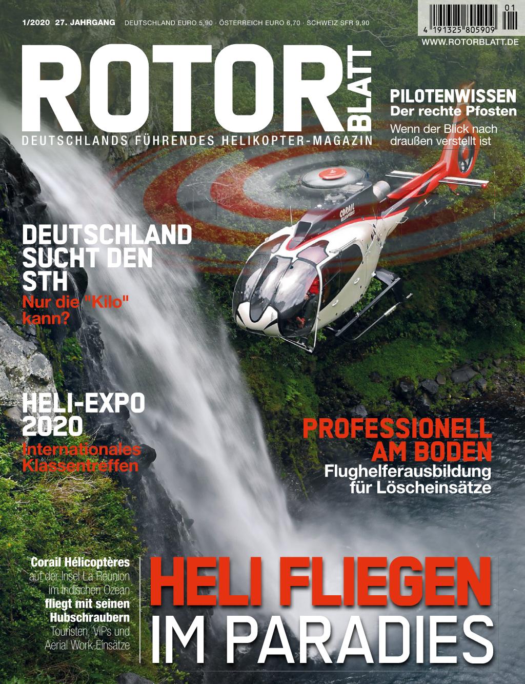 Rotorblatt Ausgabe 01-2020