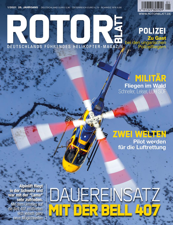 Rotorblatt Ausgabe 01-2021